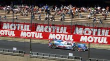 Senna stays cool in the heat of Le Mans disappointment