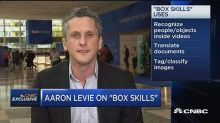 Box CEO: We're bringing machine learning to the Box platf...