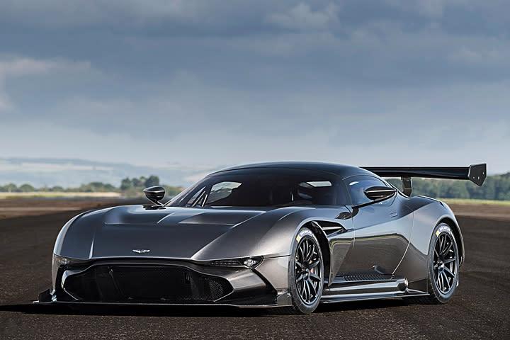 Go Behind The Scenes With 2 Million Aston Martin Vulcan Supercar