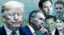 Post-shutdown, some Republicans see door 'slightly ajar' to challenging Trump