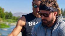 Zac Efron has started braiding his controversial dreadlocks