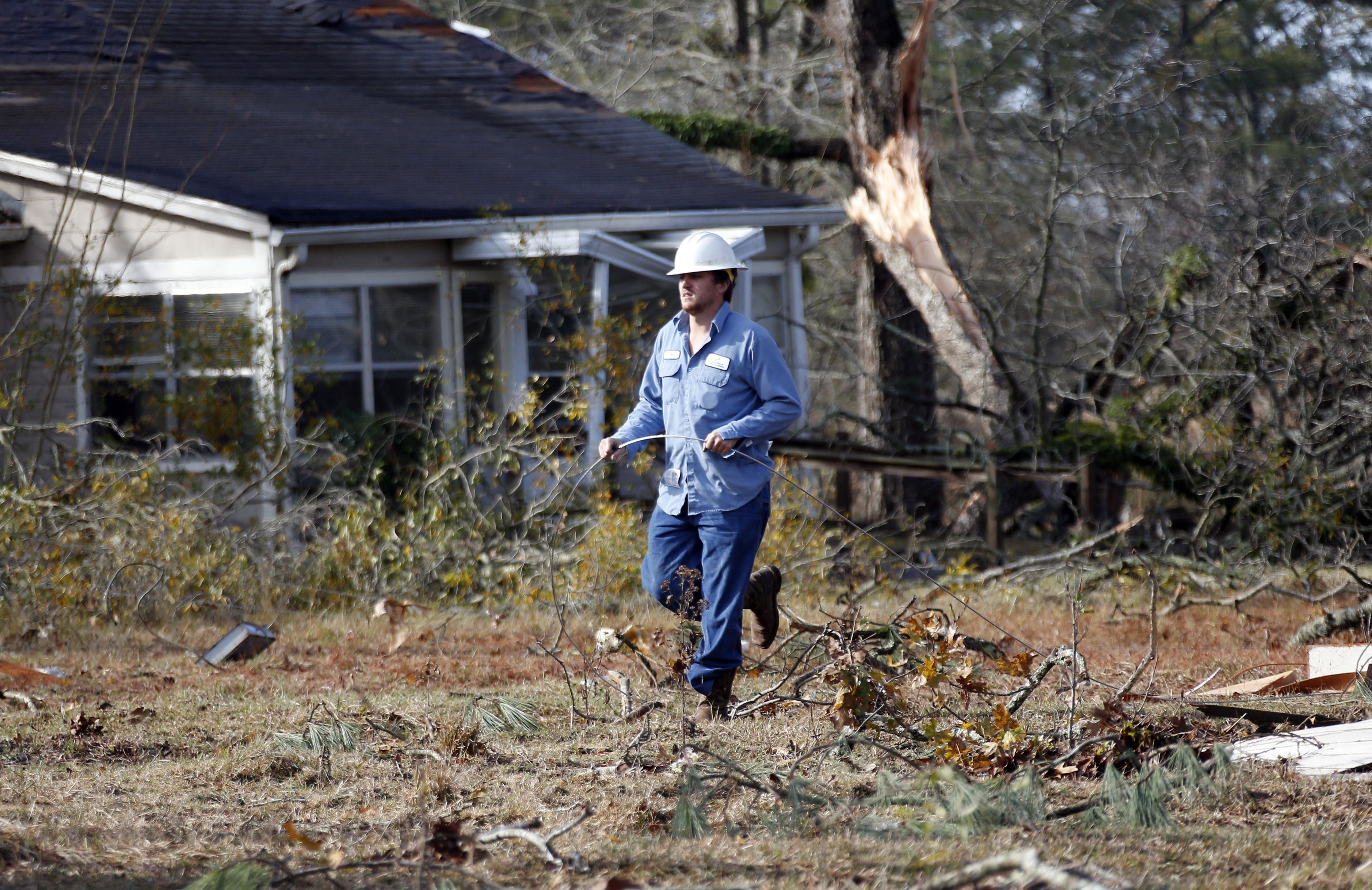 Deadly Tornadoes are the Latest in an Onslaught of Extreme Weather Plaguing Southern U.S.
