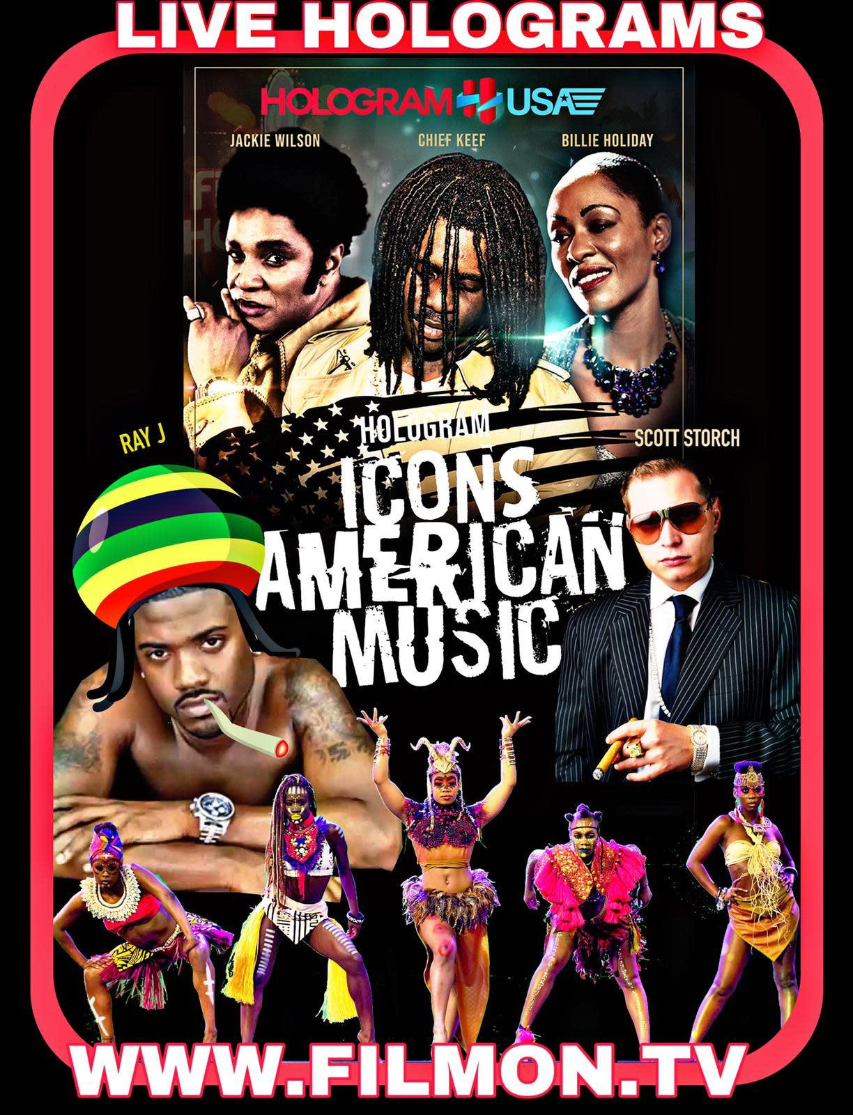 Holograms, Hip Hop and Ayahuasca: A Celebration of American Music and Hemp Health