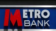 Metro Bank shares surge 30% as lender set to raise £350m
