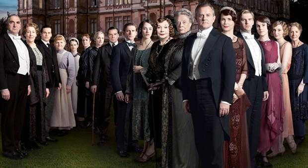 Season 3 of Downton Abbey arrives as an Amazon streaming exclusive: members get their Dowager Countess fix for free