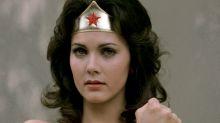 Lynda Carter cheers on 'Wonder Woman' fan Alexandria Ocasio-Cortez: 'Never stop being fierce and brave'