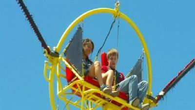 2 Rescued After Being Stuck On Fair Ride