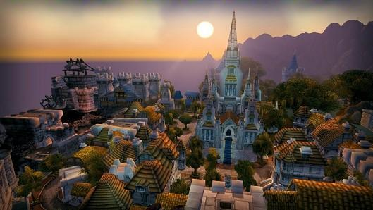 The Daily Grind: What's the most iconic MMO city?