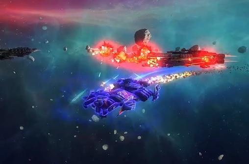 Ex Diablo, Torchlight devs unveil faction-based Rebel Galaxy