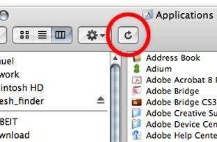 Refresh Finder is ready to refresh Leopard's Finder, too