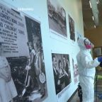 Amid pandemic, White House gets deep cleaning before handover