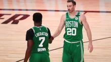 Celtics-Heat Notebook: Gordon Hayward immediately makes his presence felt