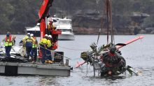 NSW seaplane crash victims exposed to gas