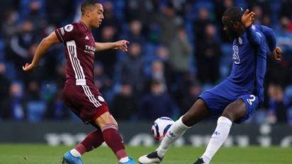 Foot - ANG - Premier League : Chelsea domine Leicester et se rapproche de la qualification en C1