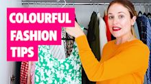 Feel Good Fashion: Colourful Fashion Tips