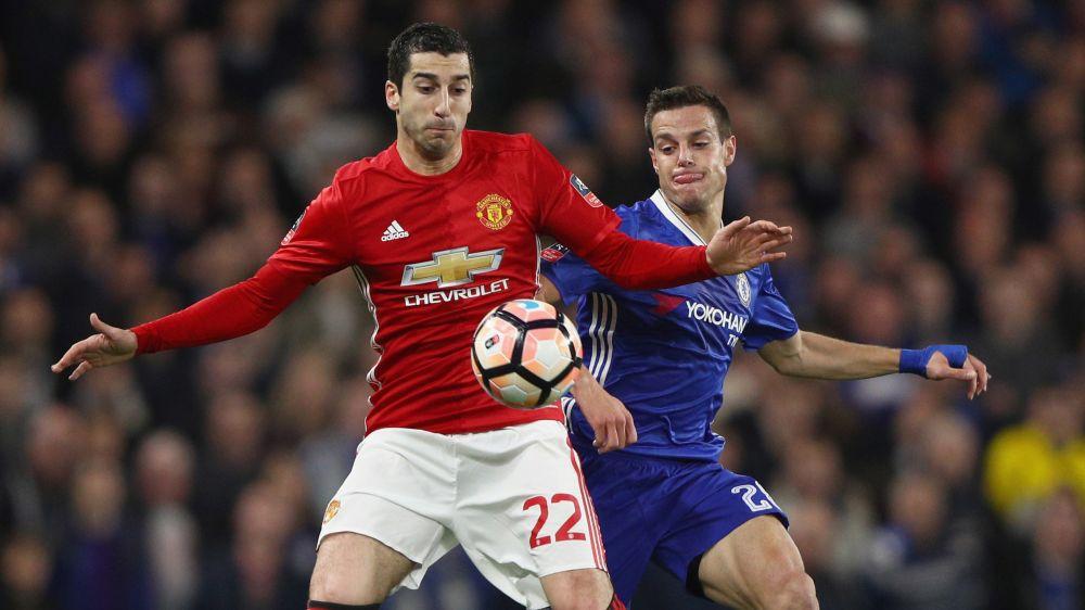 "Manchester United, Mkhitaryan : ""J'ai attendu d'avoir ma chance"