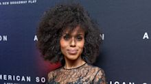 Kerry Washington calls out CBS News for not hiring any African American journalists to cover the 2020 election