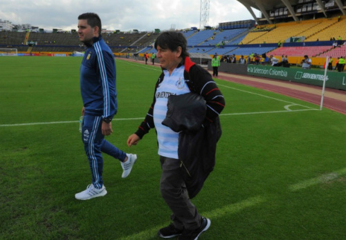 "¡Creer o reventar! El 'Brujo Manuel' reveló cuál era ""la traba"" que afectaba a Argentina"
