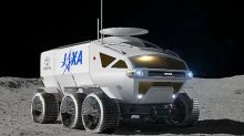 AutoComplete: Toyota's building a moon rover