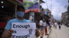 India struggles with the coronavirus