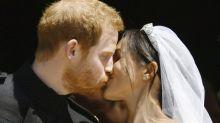 Meghan & Harry: Der royale Hochzeitskuss