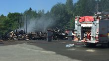 Fire at Eyking Farms in Cape Breton destroys store, damages greenhouses