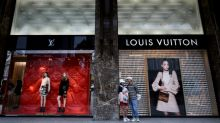 Louis Vuitton quits Paris to show in China and Japan