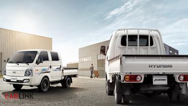 預售價72.8萬元起!HYUNDAI輕型商用車小霸王PORTER明年第一季改款上市