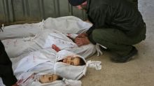 Fresh strikes on Syria enclave kill 10: monitor