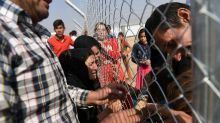 Number of Iraqis displaced in Mosul op reaches 10,000