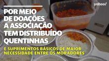 O novo coronavírus está se espalhando com rapidez na Favela de Paraisópolis
