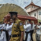 News on the Move: Sri Lanka, Theranos, Luke Walton, Trump in Great Britain