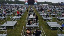 Social Distance Konzert-Arena: Ist das die Zukunft der Live-Musik?