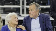 George H.W. and Barbara Bush are inseparable in hospital, have 'amazing love for each other': Doctors