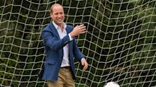Prince William Says He Is Having Trouble Teaching Prince George This One Thing About Soccer