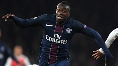 Ligue 1: Matuidi unsure about PSG future amid Man United links