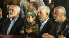 Hamas leader accuses Israel over official killing