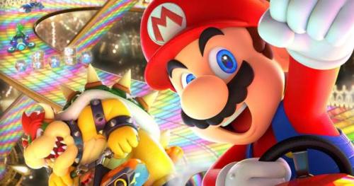Sport Auto - jeux vidéo - Mario Kart 8 Deluxe : Une formule toujours aussi efficace