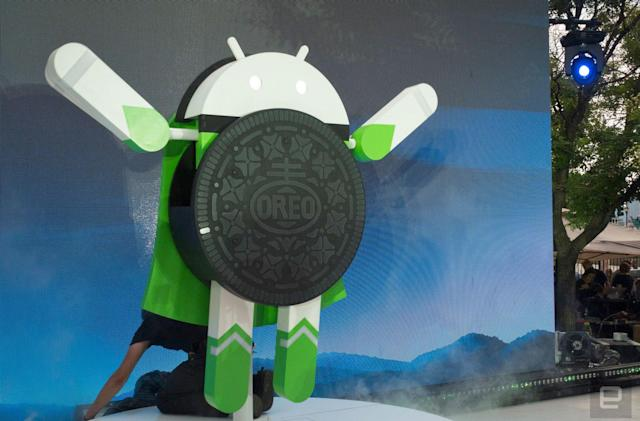 Oreo is officially the next name for Android