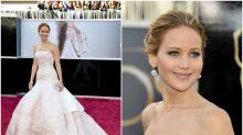 Los vestidos de los Oscars que cuestan más que tu coche