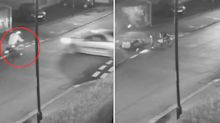 Driver's 'awful' act after crashing into cyclist