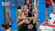 東奧第一筆世界紀錄出現了!澳洲女子自由式游泳接力摘金