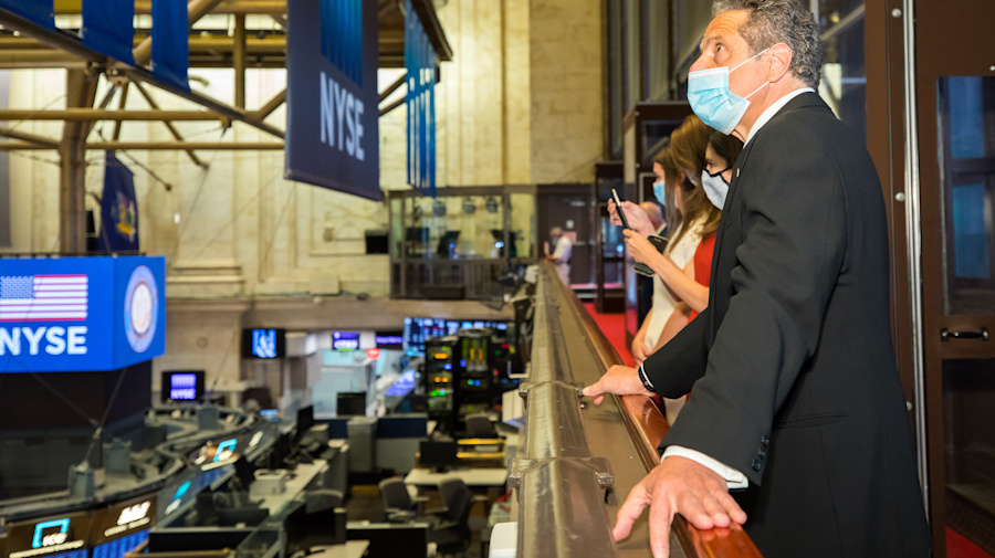 Stocks jump after June jobs report smashes expectations