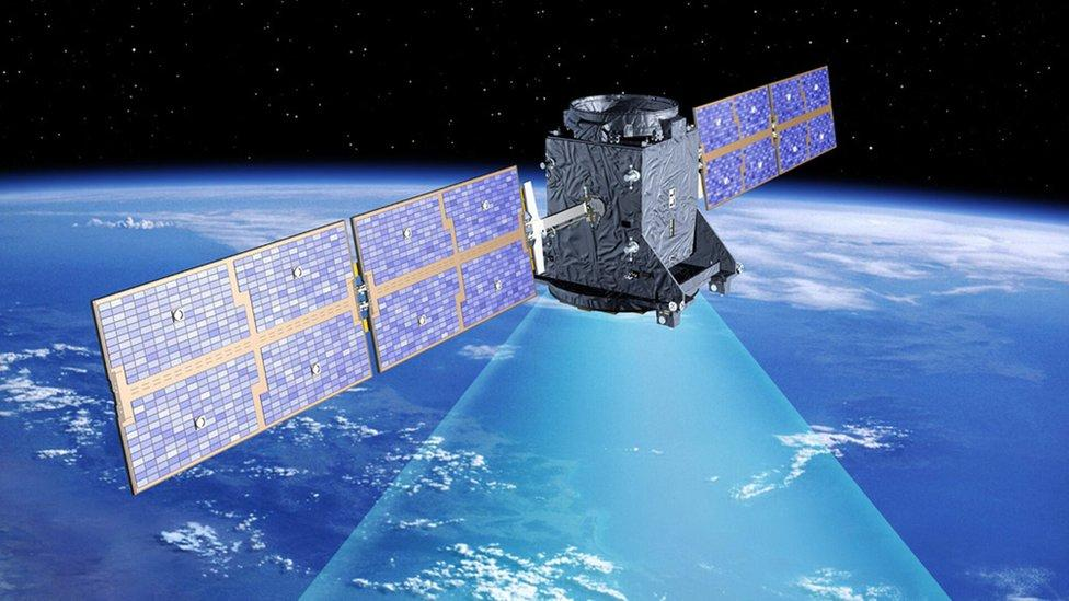 UK industry bids farewell to EU's Galileo system