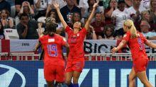 Manchester United sign USA duo Tobin Heath and Christen Press