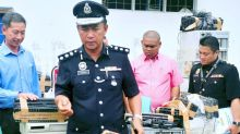 Penampang police implements electronic waste disposal methods under the Environmental Quality Act 1974