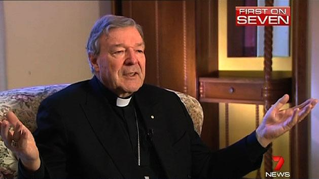 Pell shares views on the Pope