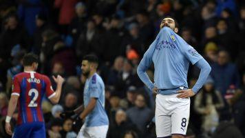 Premier League wrapup: Man City flubs at home