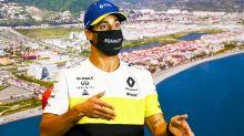 'No disrespect': Daniel Ricciardo's 'bittersweet' Renault admission