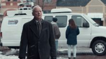 Bill Murray stars in 'Groundhog Day'-inspired Super Bowl commercial